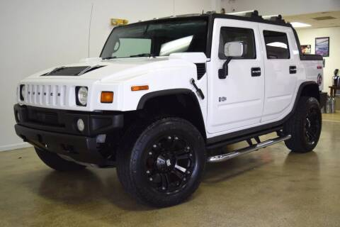 2005 HUMMER H2 SUT for sale at Thoroughbred Motors in Wellington FL