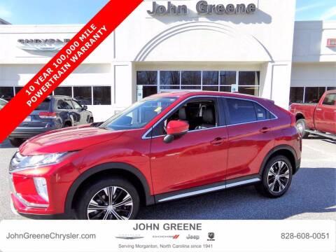 2019 Mitsubishi Eclipse Cross for sale at John Greene Chrysler Dodge Jeep Ram in Morganton NC