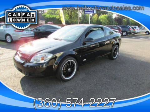 2008 Chevrolet Cobalt for sale at Hall Motors LLC in Vancouver WA