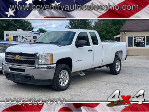 2013 Chevrolet Silverado 2500HD for sale at Coventry Auto Sales in Youngstown OH