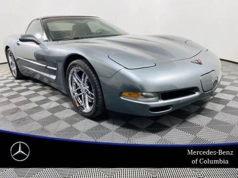 2004 Chevrolet Corvette for sale at Preowned of Columbia in Columbia MO