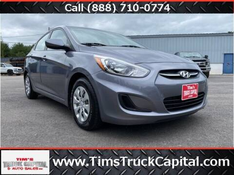 2016 Hyundai Accent for sale at TTC AUTO OUTLET/TIM'S TRUCK CAPITAL & AUTO SALES INC ANNEX in Epsom NH
