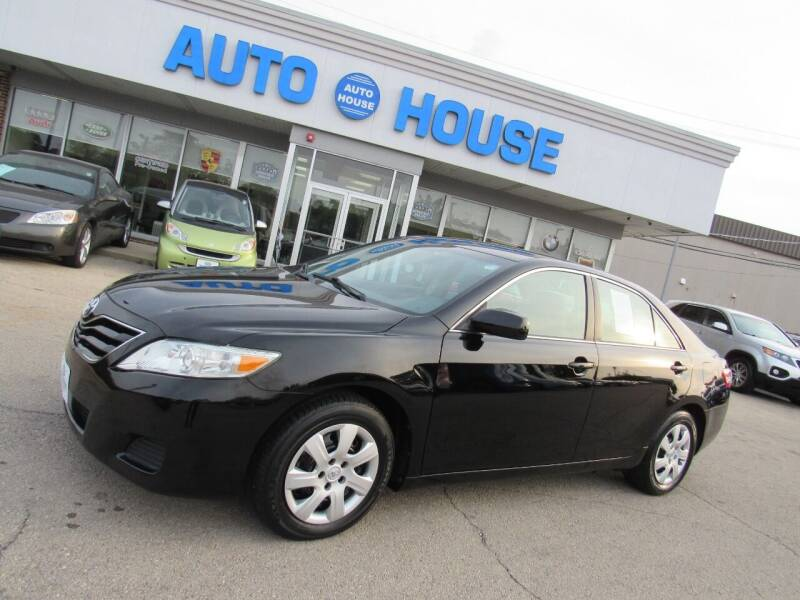 2011 Toyota Camry for sale at Auto House Motors in Downers Grove IL