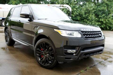 2015 Land Rover Range Rover Sport for sale at CU Carfinders in Norcross GA
