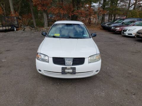 2006 Nissan Sentra for sale at 1st Priority Autos in Middleborough MA