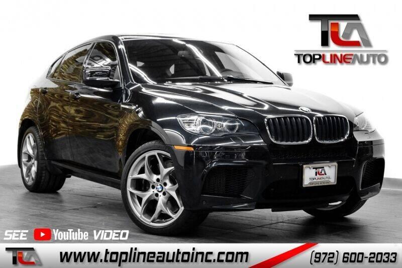 2012 BMW X6 M for sale in Dallas, TX