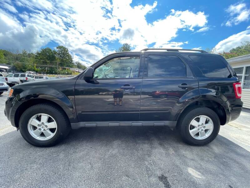 2011 Ford Escape for sale at Premier Auto LLC in Hooksett NH