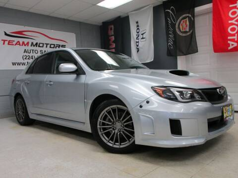 2013 Subaru Impreza for sale at TEAM MOTORS LLC in East Dundee IL