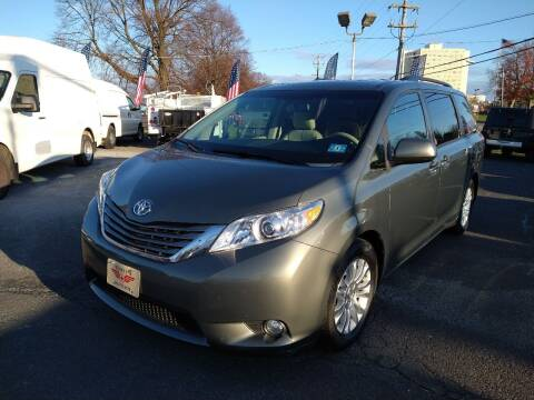 2014 Toyota Sienna for sale at P J McCafferty Inc in Langhorne PA
