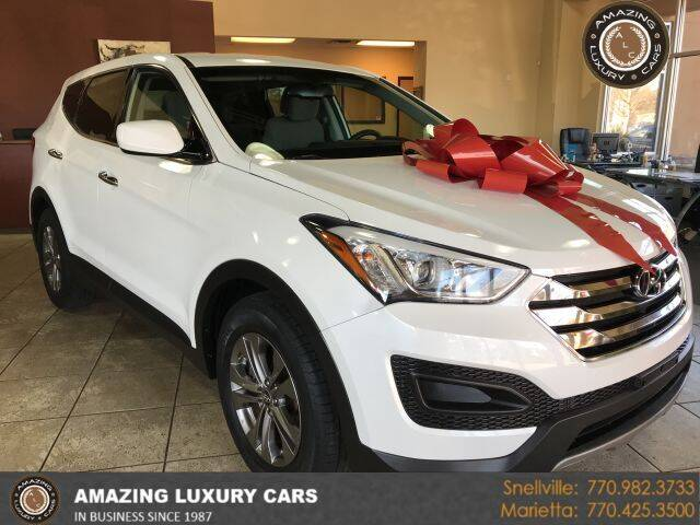2014 Hyundai Santa Fe Sport for sale at Amazing Luxury Cars in Snellville GA