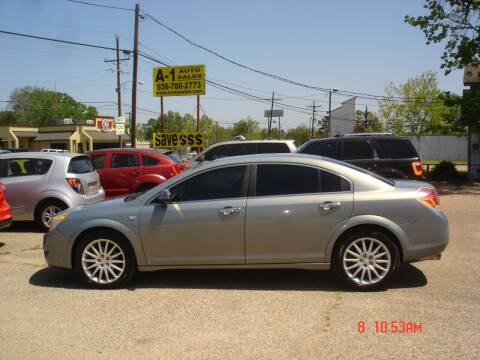 2009 Saturn Aura for sale at A-1 Auto Sales in Conroe TX