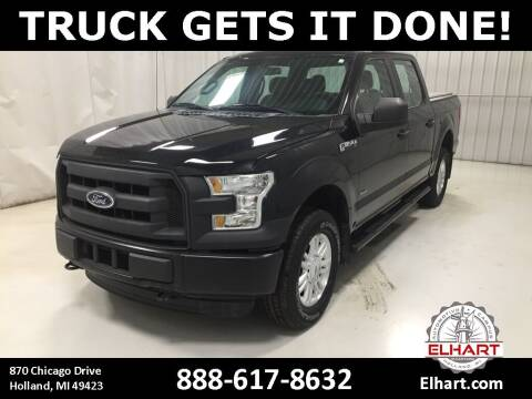 2016 Ford F-150 for sale at Elhart Automotive Campus in Holland MI