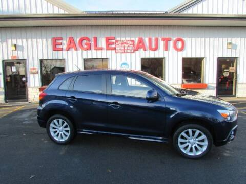 2011 Mitsubishi Outlander Sport for sale at Eagle Auto Center in Seneca Falls NY