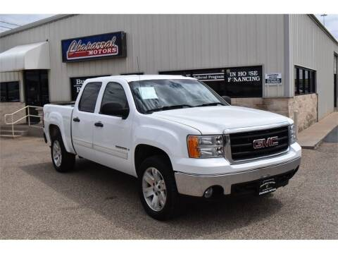 2008 GMC Sierra 1500 for sale at Chaparral Motors in Lubbock TX