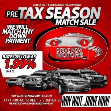 2014 Kia Optima for sale at Drive Now Motors in Sumter SC