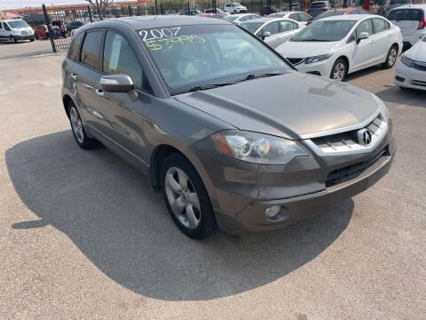 2007 Acura RDX for sale at Legend Auto Sales in El Paso TX