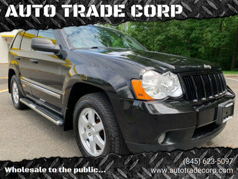 2010 Jeep Grand Cherokee for sale at AUTO TRADE CORP in Nanuet NY