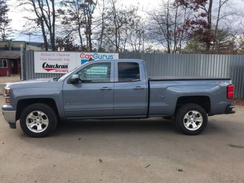 2015 Chevrolet Silverado 1500 for sale at Chuckran Auto Parts Inc in Bridgewater MA