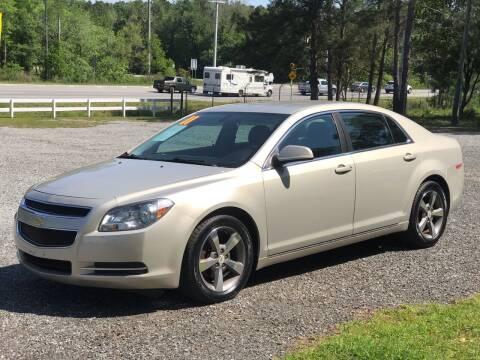 2011 Chevrolet Malibu for sale at 912 Auto Sales in Douglas GA