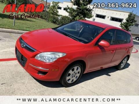 2011 Hyundai Elantra Touring for sale at Alamo Car Center in San Antonio TX