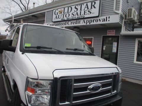 2010 Ford E-Series Cargo for sale at Gold Star Auto Sales in Johnston RI