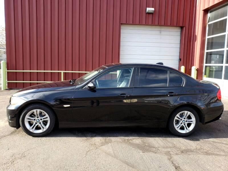 2008 BMW 3 Series for sale at Avalon Motorsports in Denver CO