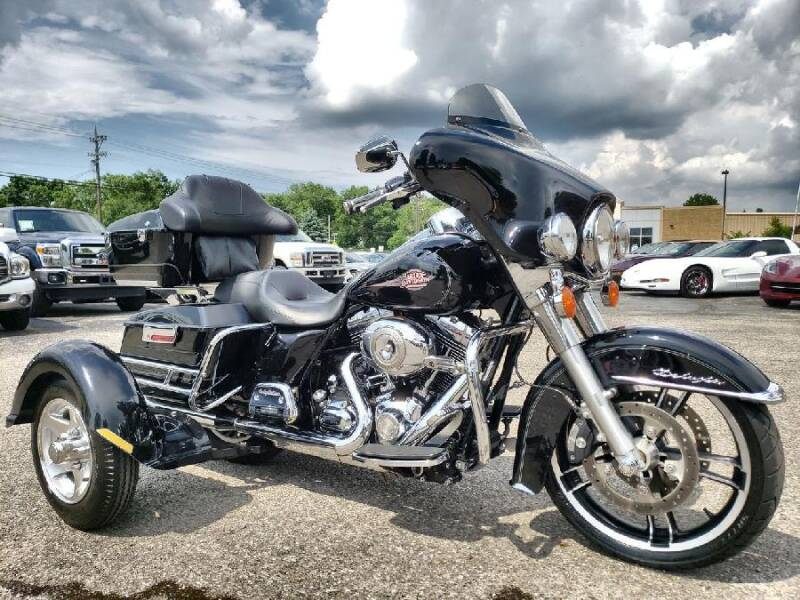 2009 Harley-Davidson FLHTC ELECTRAGLIDE CLASSIC wit for sale in Fairfield, OH