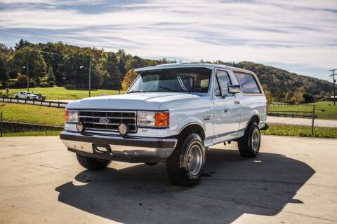 1991 Ford Bronco for sale at CarUnder10k in Dayton TN