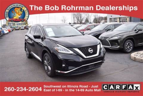 2019 Nissan Murano for sale at BOB ROHRMAN FORT WAYNE TOYOTA in Fort Wayne IN