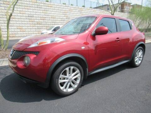 2012 Nissan JUKE for sale at Curry's Cars Powered by Autohouse - Auto House Tempe in Tempe AZ