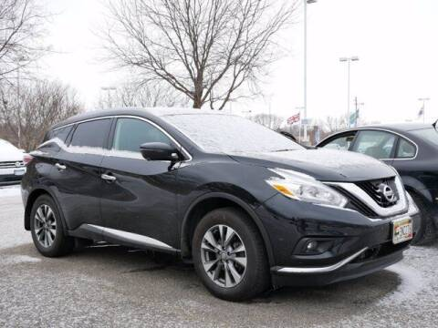 2017 Nissan Murano for sale at Park Place Motor Cars in Rochester MN
