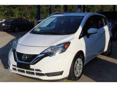 2018 Nissan Versa Note for sale at Inline Auto Sales in Fuquay Varina NC