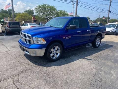 2014 RAM Ram Pickup 1500 for sale at TKP Auto Sales in Eastlake OH