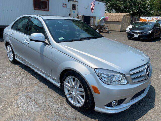 2009 Mercedes-Benz C-Class for sale at Exem United in Plainfield NJ