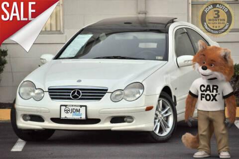 2003 Mercedes-Benz C-Class for sale at JDM Auto in Fredericksburg VA