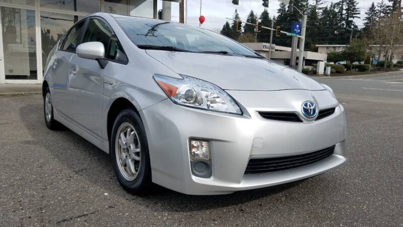 2010 Toyota Prius for sale at Seattle's Auto Deals in Everett WA