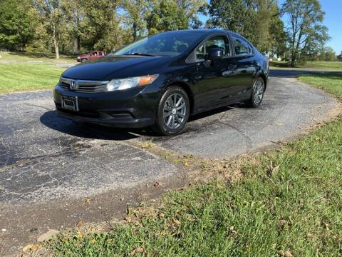 2012 Honda Civic for sale at Moundbuilders Motor Group in Heath OH