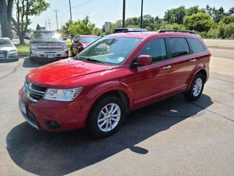 2015 Dodge Journey for sale at Premier Motors LLC in Crystal MN