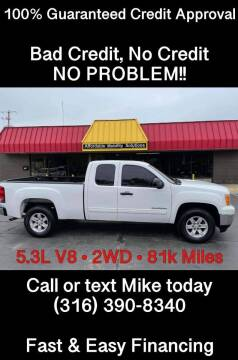 2011 GMC Sierra 1500 for sale at Affordable Mobility Solutions, LLC - Standard Vehicles in Wichita KS