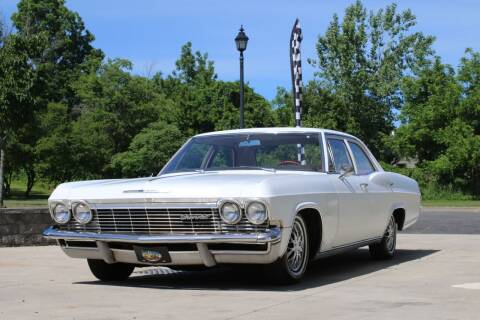 1965 Chevrolet Impala for sale at Great Lakes Classic Cars & Detail Shop in Hilton NY