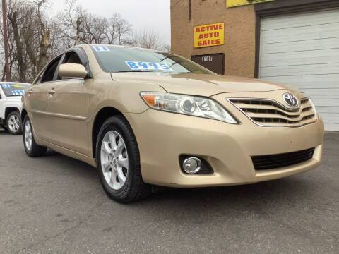 2011 Toyota Camry for sale at Active Auto Sales Inc in Philadelphia PA