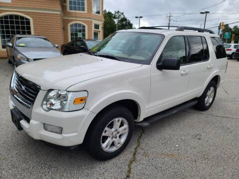 2010 Ford Explorer for sale at Car and Truck Exchange, Inc. in Rowley MA