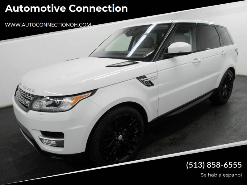 2017 Land Rover Range Rover Sport for sale at Automotive Connection in Fairfield OH