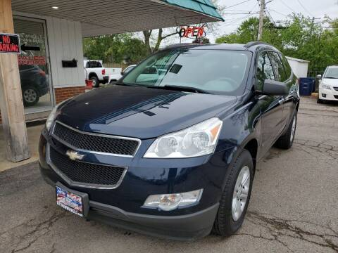 2009 Chevrolet Traverse for sale at New Wheels in Glendale Heights IL