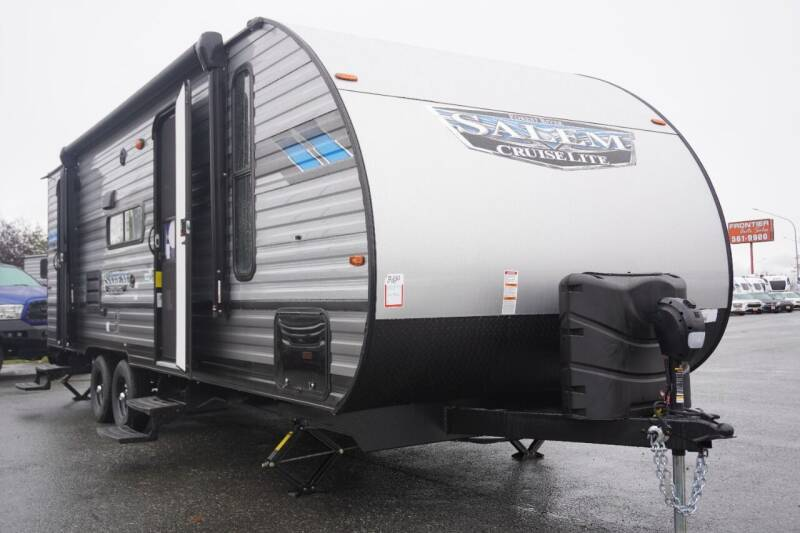 2021 Forest River 240BHXL for sale at Frontier RV Sales in Anchorage AK