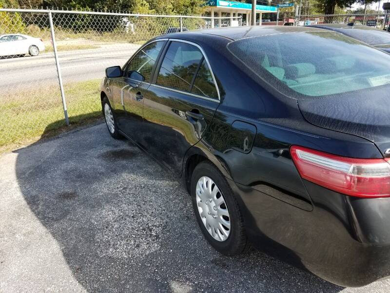 2008 Toyota Camry for sale at GULF COAST MOTORS in Mobile AL