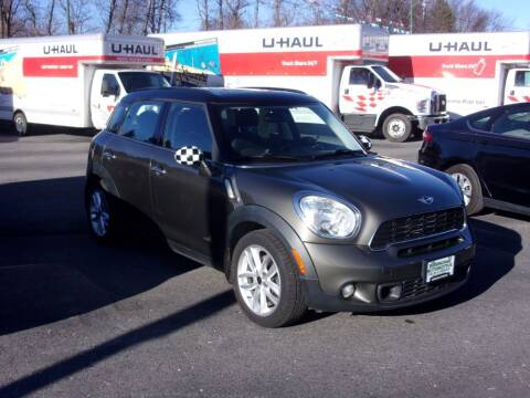 2011 MINI Cooper Countryman for sale at Birmingham Automotive in Birmingham OH