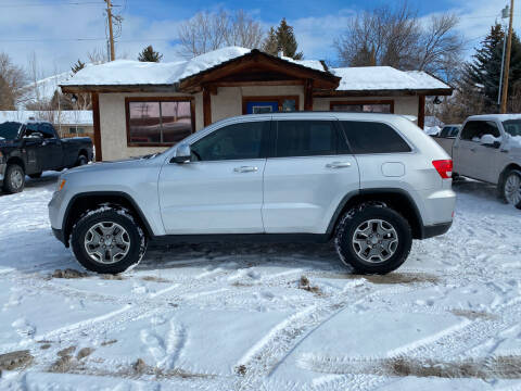 2012 Jeep Grand Cherokee for sale at Sawtooth Auto Sales in Hailey ID