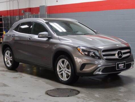 2017 Mercedes-Benz GLA for sale at CU Carfinders in Norcross GA