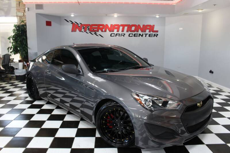 2013 Hyundai Genesis Coupe for sale in Lombard, IL